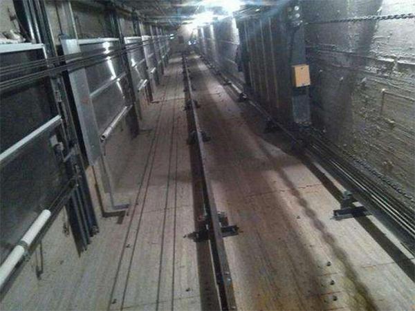 电梯井无机纤维喷涂